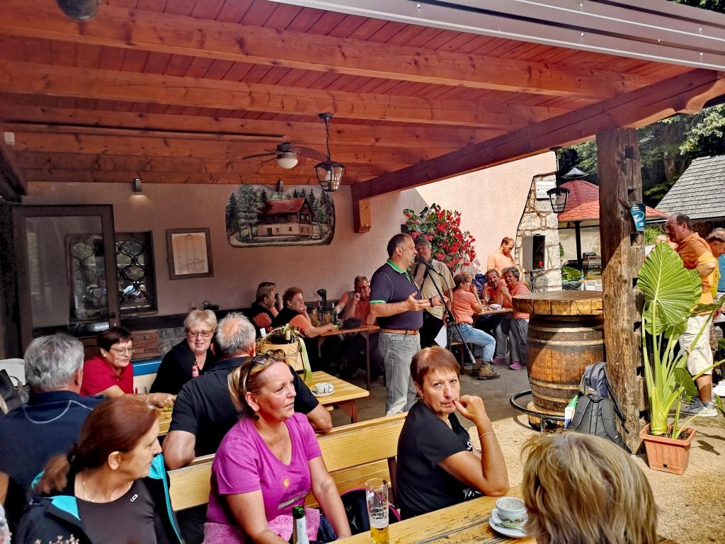 17. srečanje turističnih delavcev na Frati