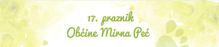 17. praznik občine Mirna Peč